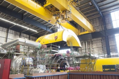 Twee kernreactoren heropgestart na reparatie van twee jaar en 700 miljoen euro