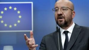Europees president Michel hoopt midden juli regeringsleiders naar Brussel te halen