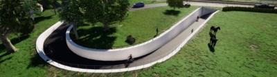 Fietstunnel vervangt spooroverweg