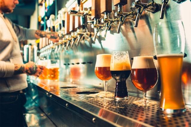 Daling van 30 procent bierverkoop op café door coronacrisis