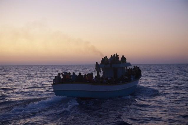 67 migranten gered voor kust van Lampedusa