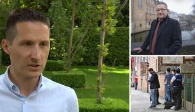 """Zoon van burgemeester De fauw beseft hoeveel geluk zijn vader heeft gehad: """"Dader haalde uit om hem te kelen"""""""