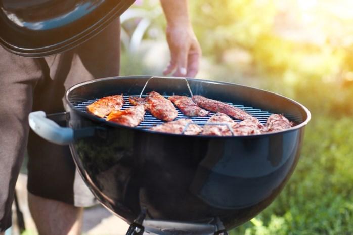 Recept voor barbecue: vispakketjes