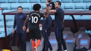 Chelsea houdt top drie in het vizier na nipte overwinning bij staartploeg Aston Villa