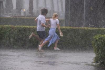 In de toekomst krijgen we in de zomer alleen nog maar ferme buien: áls het regent, zal het stortregenen