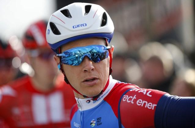"""Wielrenner Niki Terpstra mag het ziekenhuis verlaten na zware valpartij: """"We vragen hem alle rust te gunnen"""""""