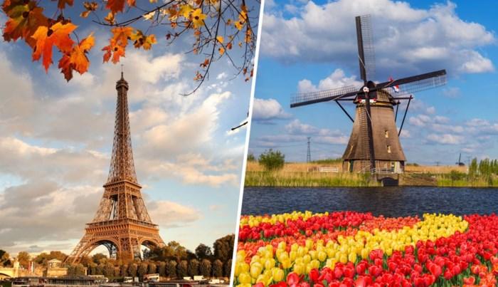 De gulle buur met een prima corona-profiel: Nederland en Frankrijk openen de strijd om de Belgische toerist