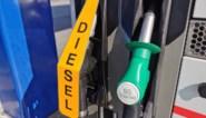 Diesel rijden duurder