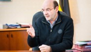 Burgemeester Sint-Agatha-Berchem geeft de fakkel door