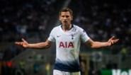Vertonghen blijft maand langer bij Tottenham