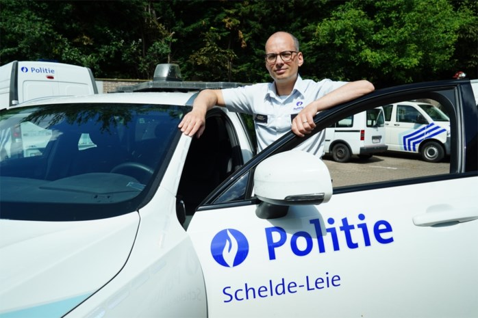 """Koen (37) is jongste korpschef van het land: """"Politie zal op internet moeten patrouilleren zoals op openbare weg"""""""