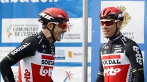 Lotto-Soudal trekt in augustus met zijn kopmannen naar de Tour Régions Wallons
