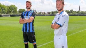 Club Brugge werkt eerste groepstraining af, nieuwe shirts voorgesteld