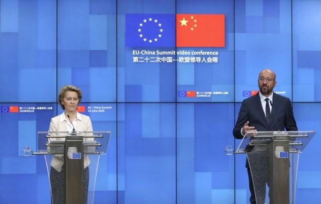 """Charles Michel 'erg bezorgd' over geplande veiligheidswet in Hongkong: """"China, kom uw beloften aan bevolking Hongkong na"""""""
