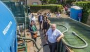 Water uit bouwputten kan dienen om openbaar te besproeien en straks ook voor tuinen en akkers