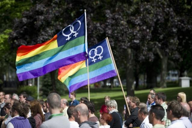 Correctionele parketten behandelden voorbije drie jaar bijna 200 homofobiezaken