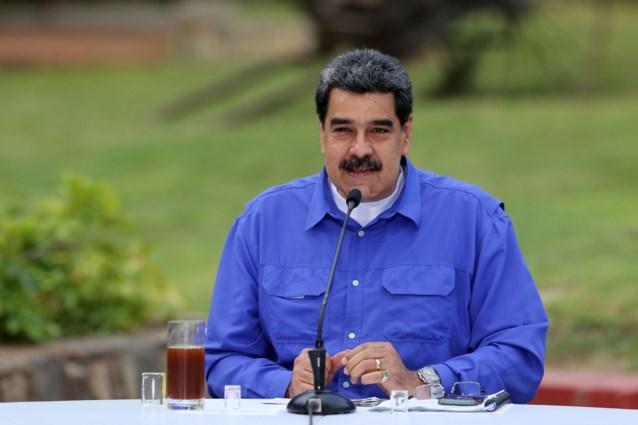 Venezolaanse president Maduro bereid met Trump te praten