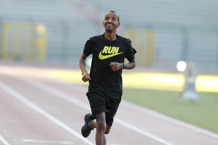 Abdi jaagt op werelduurrecord: Belgisch marathonkampioen wil met Mo Farah legende Gebrselassie van tabellen vegen