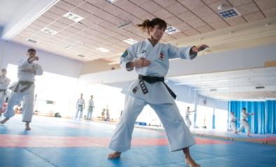 WK karate jaar uitgesteld