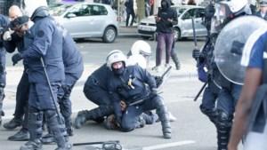 Twee verdachten van rellen na Brusselse betoging onder aanhoudingsbevel