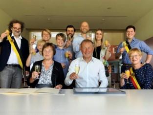 Goud voor oud-gemeentesecretaris Miel De Boeck en echtgenote Marie-Jeanne Joostens
