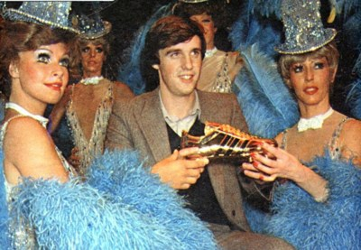 """Erwin Vandenbergh kreeg in Moulin Rouge als enige Belg ooit de Europese Gouden Schoen: """"Ge hebt dat of ge hebt dat niet. En ik had het"""""""