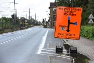 Deze week asfalteringswerken in Fabriekstraat