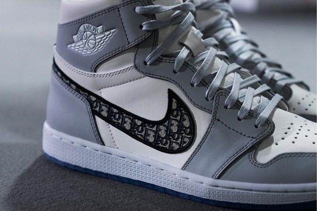 Er is eindelijk meer nieuws over de langverwachte sneaker van Nike en Dior