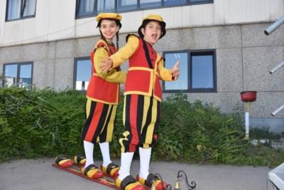"""Podiumbeesten Elly (10) en Patrick (8) uitgenodigd voor WK in Hollywood: """"Wel spijtig dat het door corona nu online moet"""""""