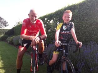 Peter uit Sint-Job fietst 1.000 kilometer tegen kanker in 33 (!) uur