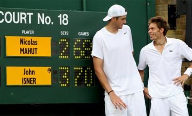 De tennismatch die nooit leek te eindigen: hoe Isner en Mahut drie dagen, elf uur en 183 spelletjes kreunden op Wimbledon
