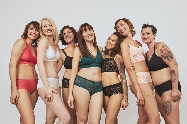 Lingeriemerk Etam pakt uit met collectie voor vrouwen die borstamputatie ondergingen
