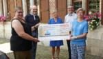 2180 euro voor Kom op tegen Kanker