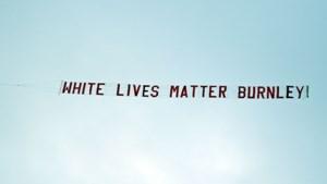 Luchthaven van Blackpool stopt alle vluchten met banners na 'White Lives Matter'-incident