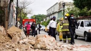 Zware aardbeving treft Mexico, minstens zes doden