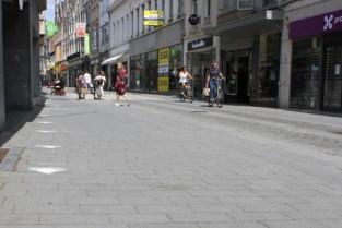 Lierse verkeersmaatregelen verlengd: Antwerpsestraat tot midden september voetgangerszone