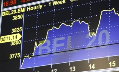 Dieprode dag op Brusselse beurs