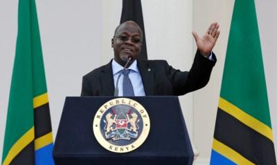 De bulldozer die God heeft gestuurd: Tanzaniaanse president maakt het steeds bonter om herkozen te worden