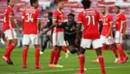 Portugese club die thuismatchen 1.500km van huis moet spelen, doet titeldroom van Benfica uit elkaar spatten