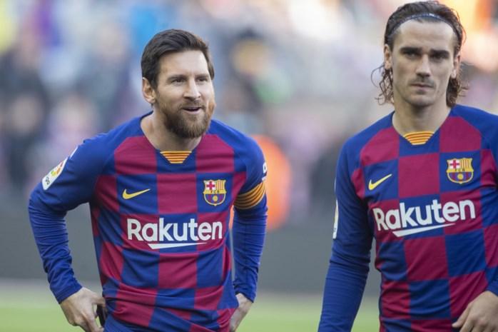 Arme Antoine: hoe Lionel Messi nu ook Griezmann van wereldspits tot een gewoon aanvallertje degradeert