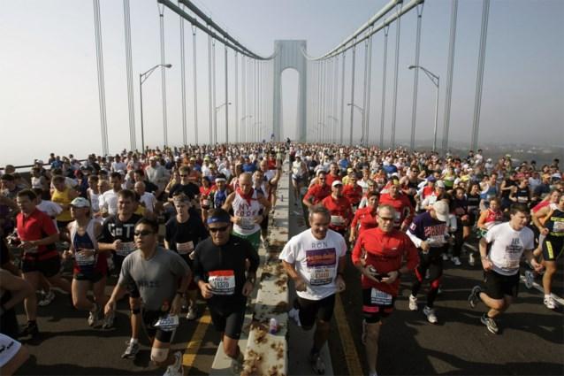Marathons van New York en Berlijn gaan niet door