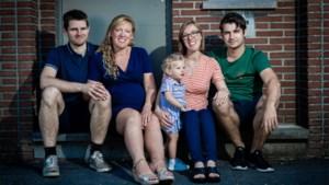 """Zussen Joke en Heleen zwanger van broers Jan en Pieter: """"Ze hebben ons tegengewerkt"""""""