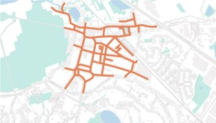 Nieuw verkeersplan in Bornem: doorgaand verkeer geweerd uit Boomstraat, groot deel centrum wordt fietszone