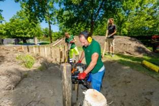 """Nieuwe sterrenweide op Putse begraafplaats is bijna klaar: """"Een teken van respect voor kind en ouders"""""""