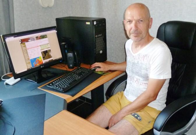 Het begon met een eenvoudig weerstation in zijn tuin, nu telt website van Hugo duizenden unieke bezoekers per dag