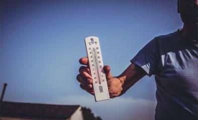 Opnieuw zeer warm en zonnig: temperaturen tot 31 graden