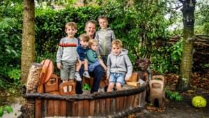 Van overwoekerde tuin naar de perfecte speeltuin: hier schuilt achter elke hoek avontuur voor de kleinkinderen