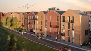 Nieuwe appartementsblokken op komst aan Ezeldijksite in Diest