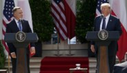 Trump zegt dat de VS wellicht militairen van Duitsland naar Polen verplaatsen
