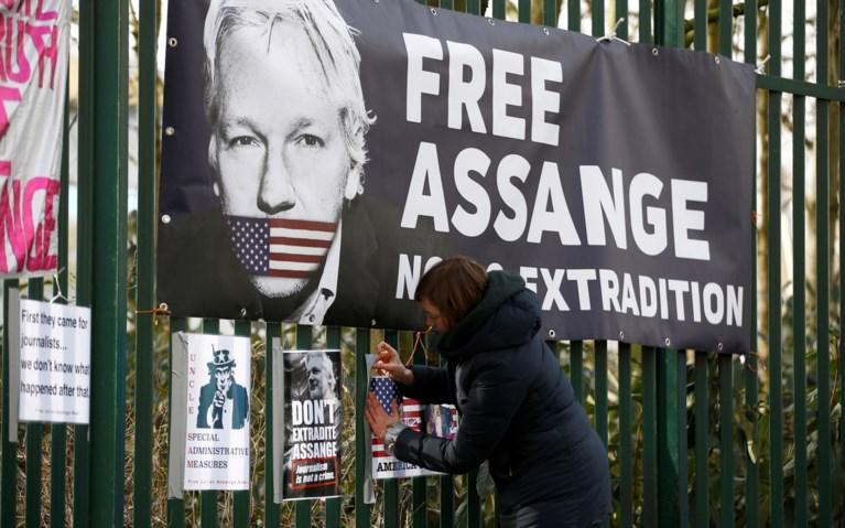 VS leggen nieuwe elementen voor in zaak tegen Julian Assange